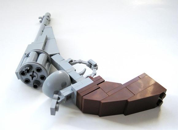 LEGO 1858 Remington .45