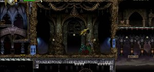 Defeat the bosses in Castlevania: Harmony of Despair