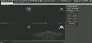 Break up and animate meshes in 3D Studio Max 2010