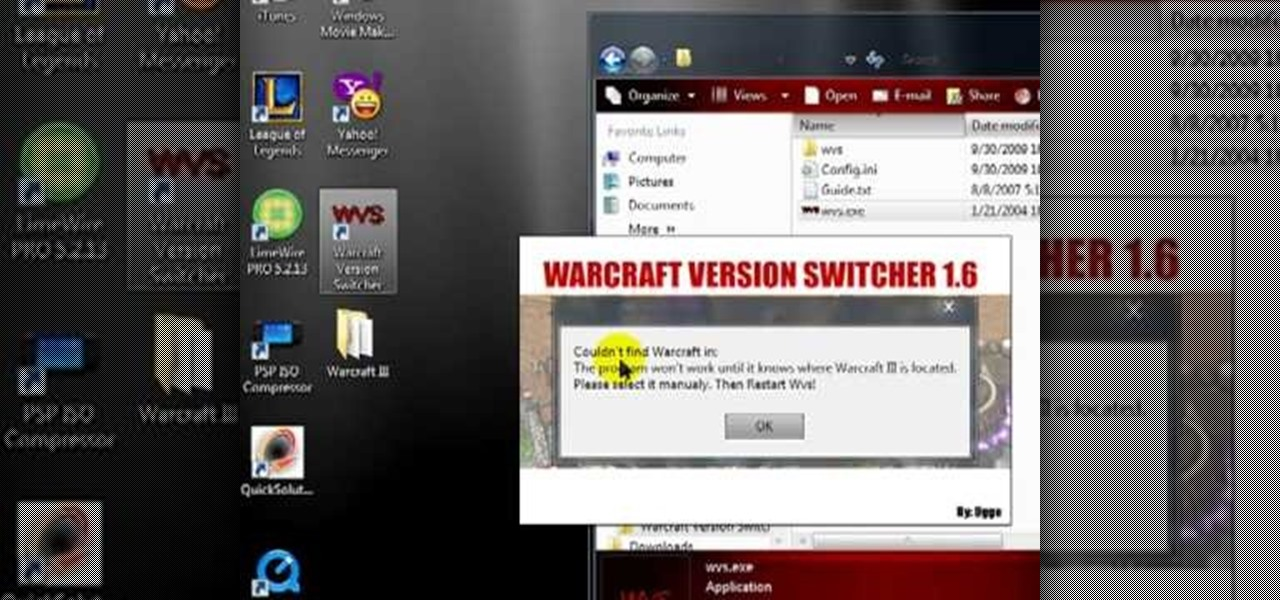 How to Use the Warcraft III version switcher. king of boxer arcade. toca ha