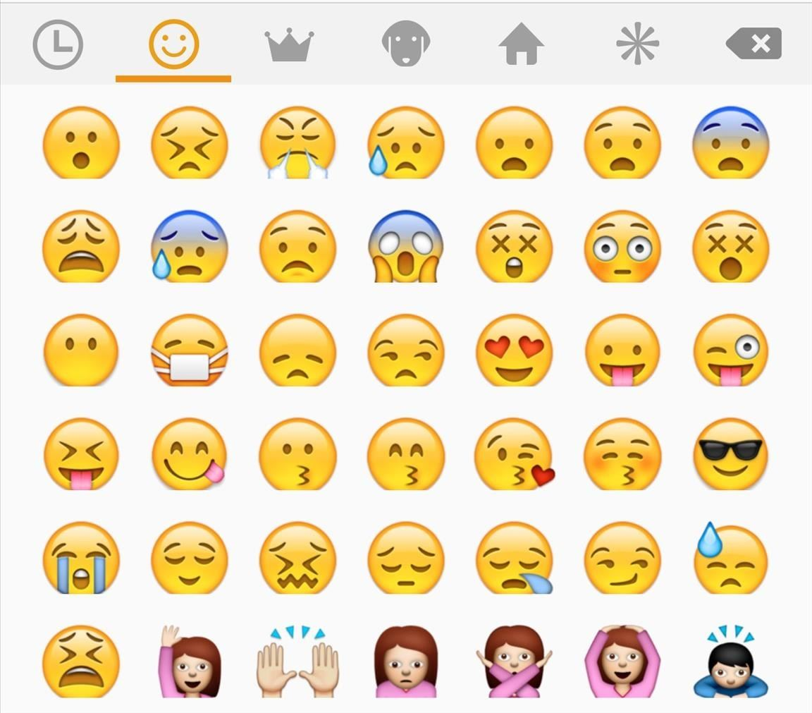 How to Get iPhone Emojis on Your HTC or Samsung Device (No Root Needed)