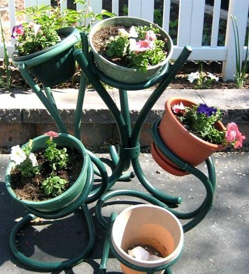 PVC Plant Stand Plans http://pvc-innovation.wonderhowto.com/forum/furniture-forum-0137093/
