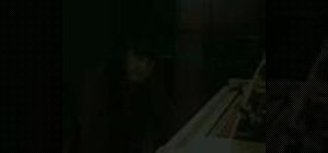 Play pentatonic minor scales on the piano