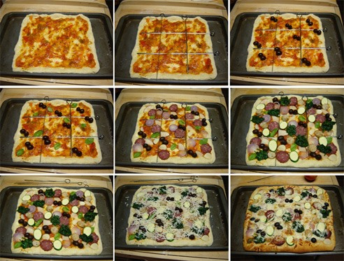 Eat to Win: Sudoku Pizza