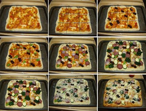 Eat to Win: Sudoku Pizza