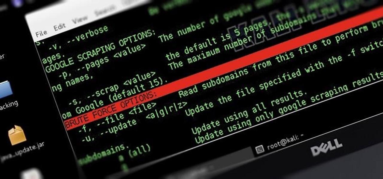 Hacking into a Unix School Server « Null Byte :: WonderHowTo