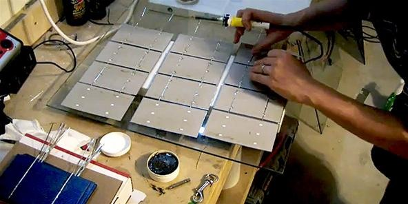How To Make Solar Panels From Cells Diy Energy Savings