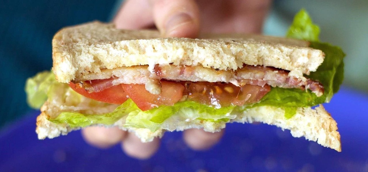 how to make the perfect bacon sandwich