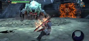 Defeat the Brood Mother in Darksiders