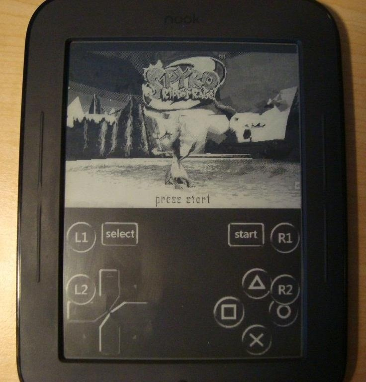 PlayStation Gaming, Dual-Booting, and 6 Other Cool Ways to Get More Out of Your Nook eReader