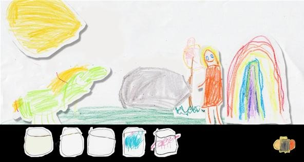 5-Year-Old Video Game Designer Friggin' Loves Ponycorns