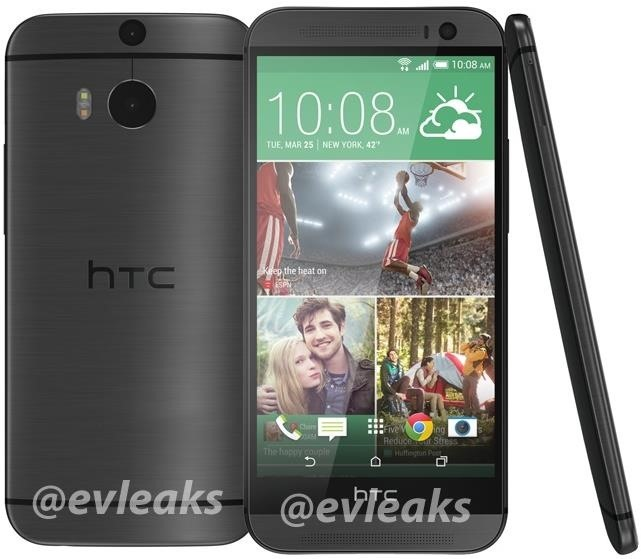 M8 Leaks: What We (Kinda) Know About the New HTC One