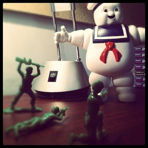 SUBMIT: Your Best Toy-Inspired Photo by December 5th. WIN: Pop Art Toy Camera