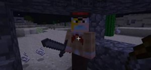A Silly Tutorial on How to Use a Chargeable Bow and Arrow in Minecraft 1.8