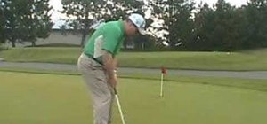 Learn to grip your putter