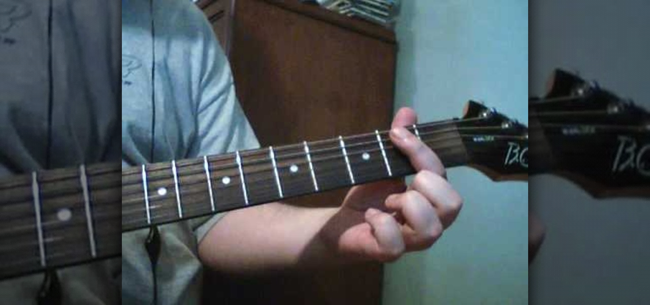 how to train your ear and tune your guitar better electric guitar. Black Bedroom Furniture Sets. Home Design Ideas