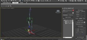 Create a basic character rig in 3ds Max 2010