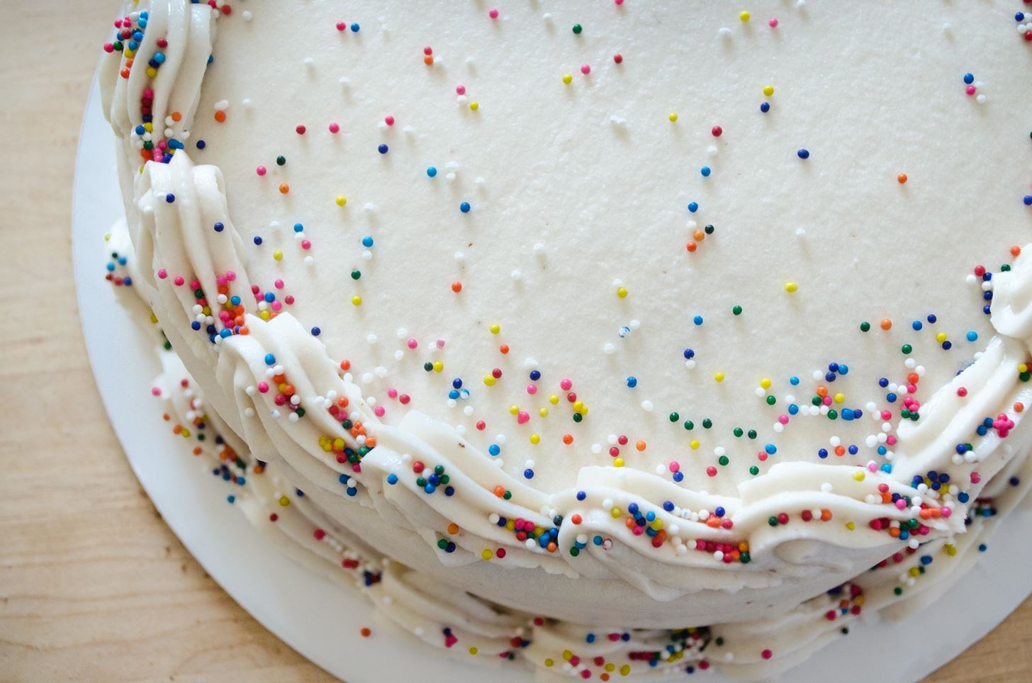 Skip The Fondantmake Picture Perfect Cakes With Paper Towels
