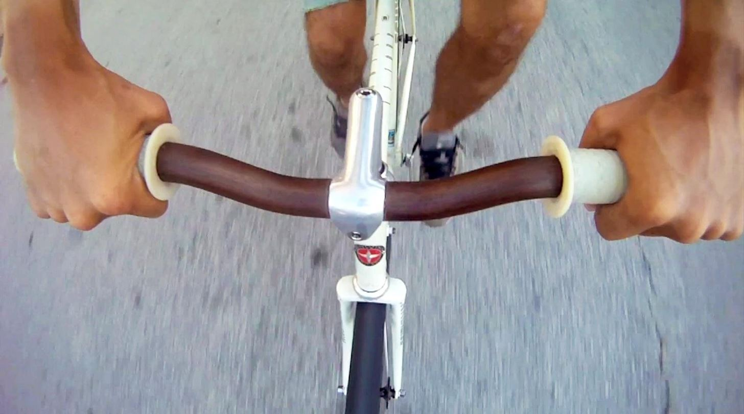 Spruce Up Your Bicycle with This Wooden DIY Riser Handlebar