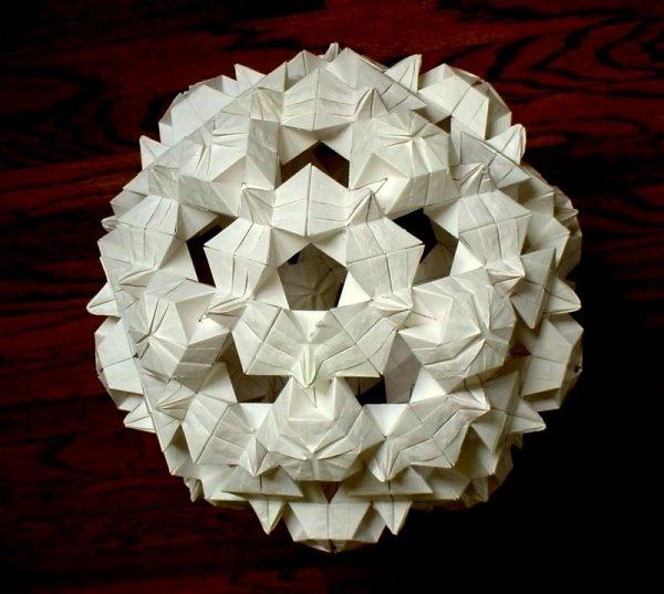 Howto  Paper Plate Geometry  U00ab Papercraft    Wonderhowto