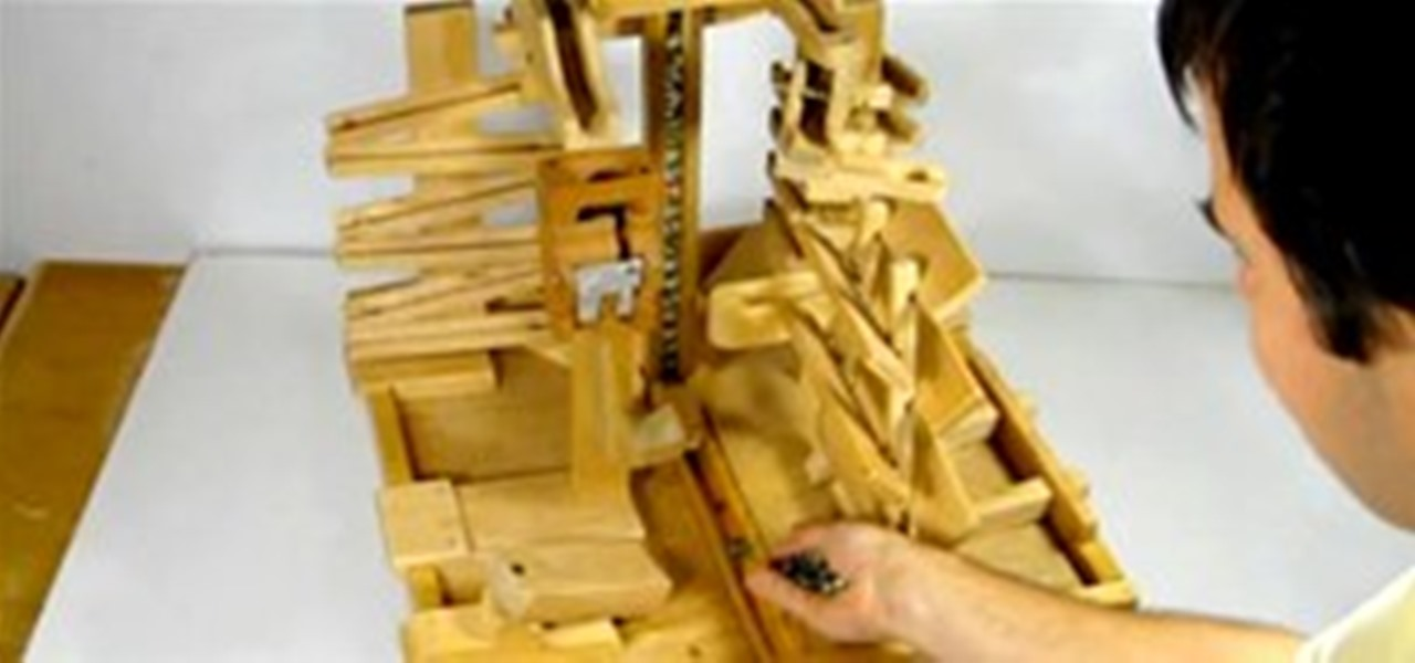 Creator Spotlight: Matthias Wandel, Prolific Woodworking Machinist « Furniture & Woodworking ...