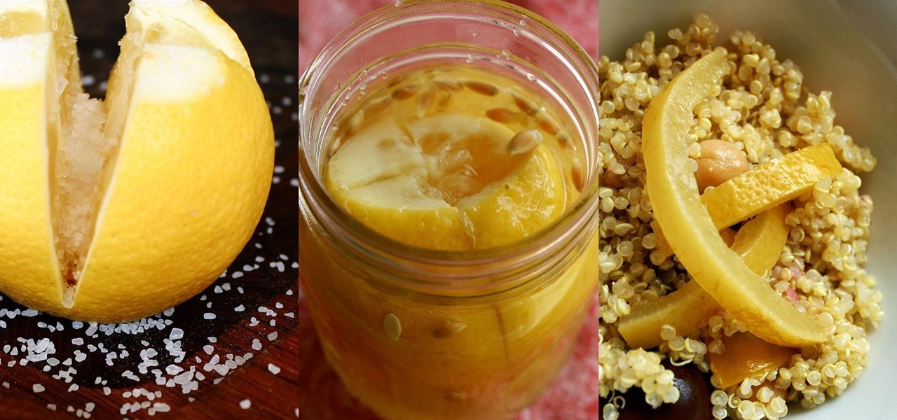 Make Preserved Lemons