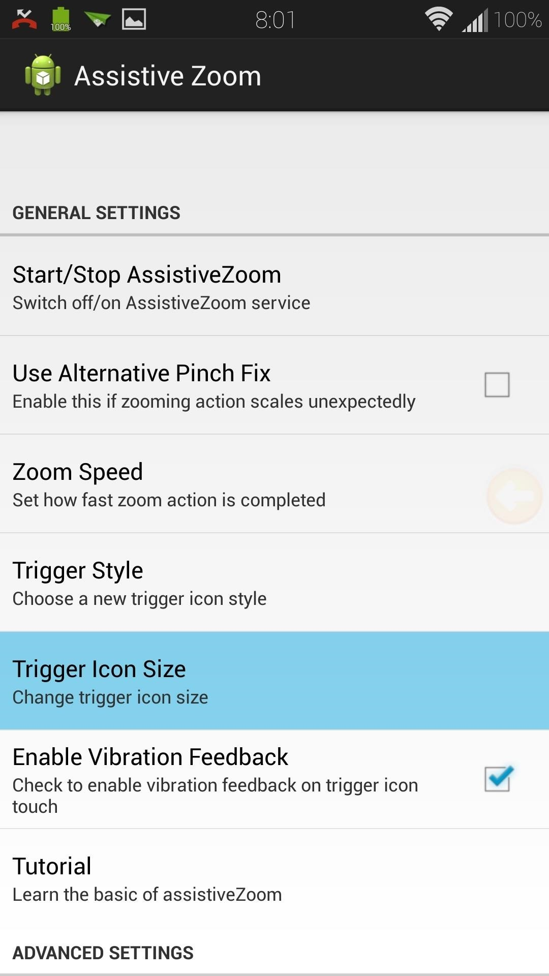 How to Zoom In & Out of Any App Using Just One Finger on Your Samsung Galaxy S4