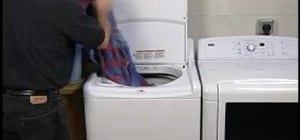 washer machine wont spin or drain