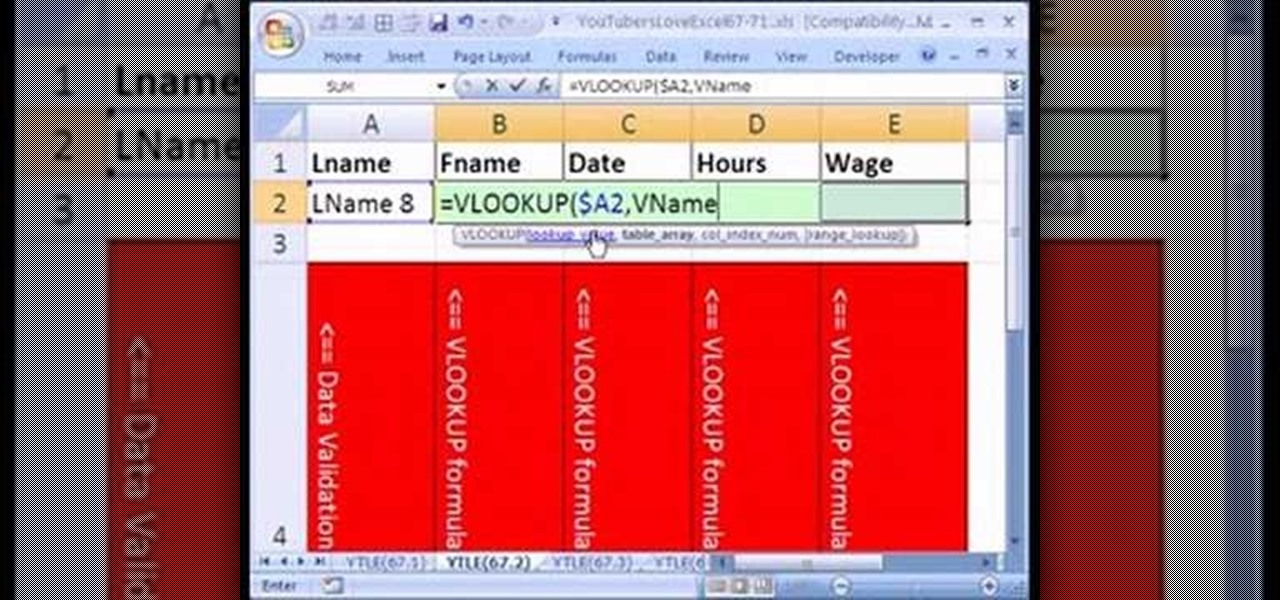 How To Pull Data From One Excel Worksheet To Another Via Dget