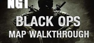 Walkthrough the Grid map in Call of Duty: Black Ops
