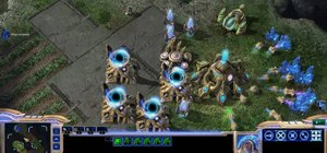 Use the 4 Gate build for Protoss to win all kinds of StarCraft 2 games