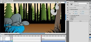 Use timelines when working in Adobe Flash Professional CS5