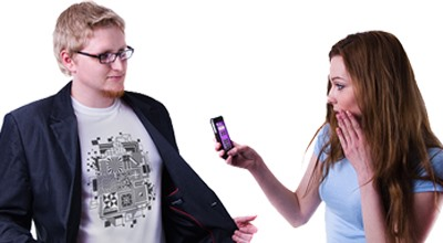 ScanMe Makes Social Networking Easy with QR Code T-Shirts