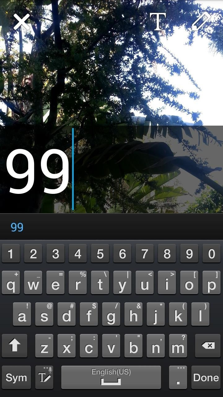 How to Change Font Size & Text Colors in Snapchat on Your Galaxy Note 2