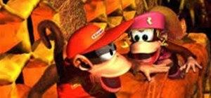 Donkey Kong Re-enactment