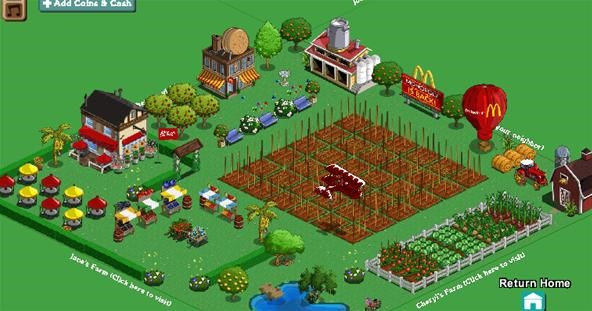 FarmVille McDonald's Promotion