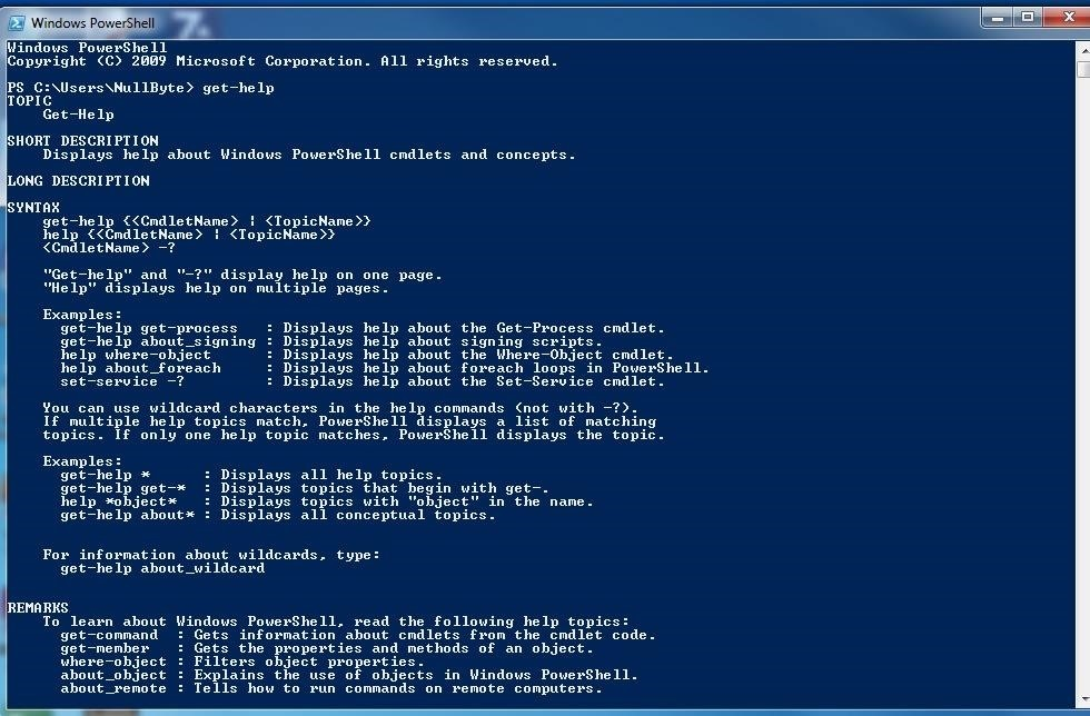 Hack Like a Pro: Scripting for the Aspiring Hacker, Part 3 (Windows