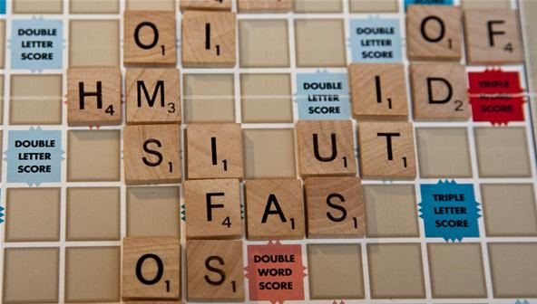 How To Score Big With Simple 2 Letter Words In Scrabble Scrabble Wonderhowto