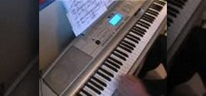 "Play ""Don't Stop Believin"" by Journey on piano"