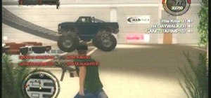 Do a multiplayer glitch in Saints Row 2