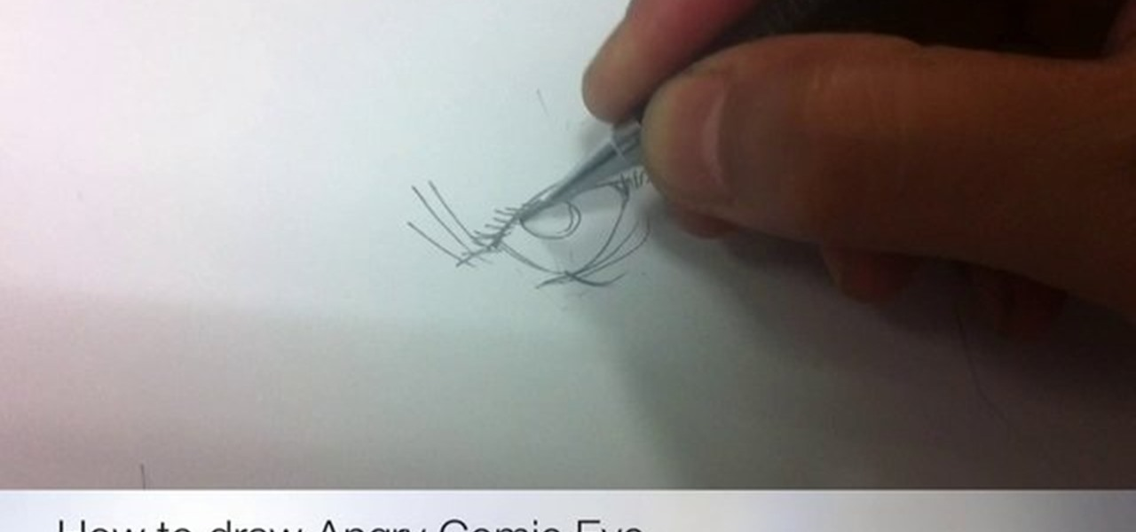 Girl Eyes Drawing How to Draw Quick Comic Eye