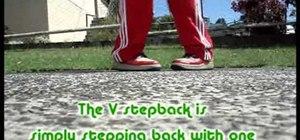 the V Stepback