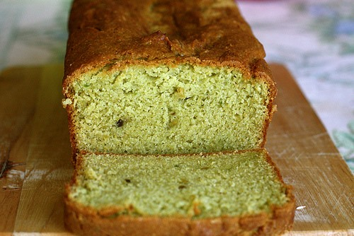 Yum or Yuck? Avocado Pound Cake