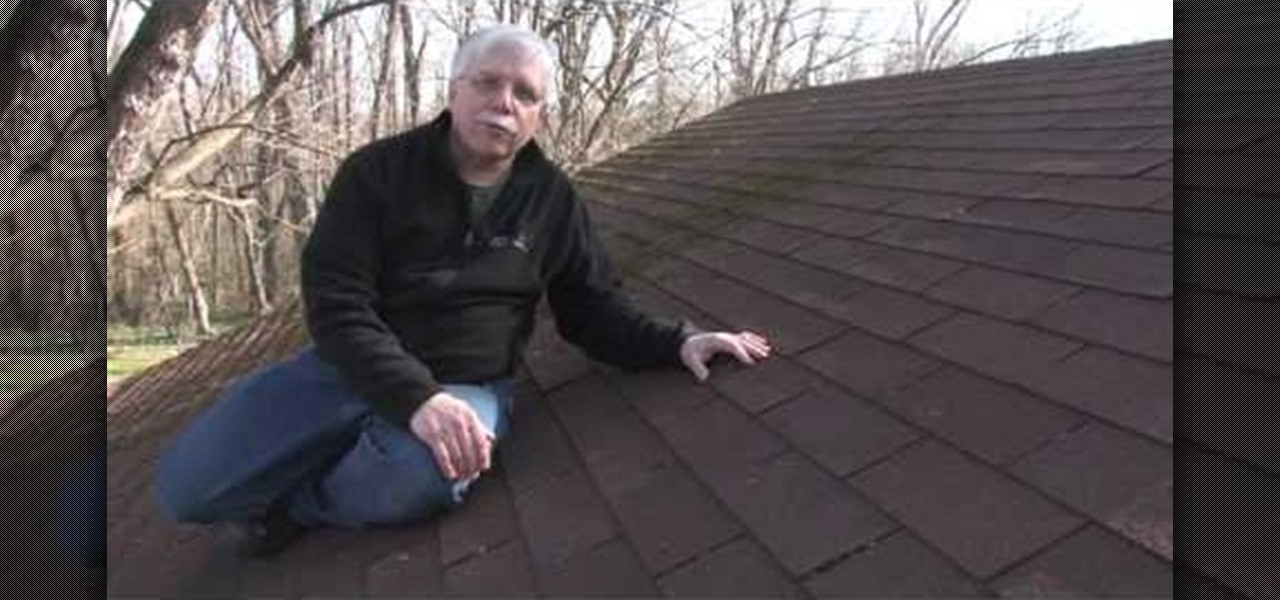 How To Keep Roof Shingles Free Of Moss Algae And Mildew