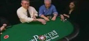 Play Texas Hold'em poker