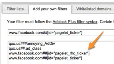 How to Control What Your Friends See About You in Their Facebook Tickers