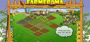 Build your farm faster in the browser game Farmerama