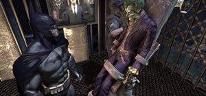 Arkham Asylum on Xbox 360