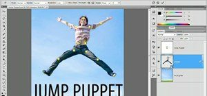 Warp images with Adobe Photoshop CS5's Puppet Warp