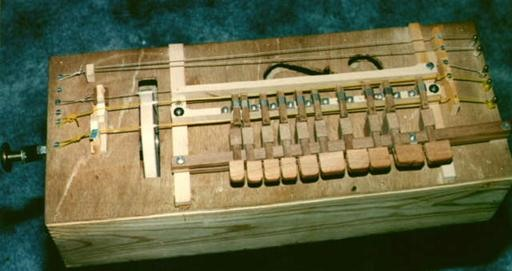 DIY Musical Maven Cannot Stop Creating Instruments